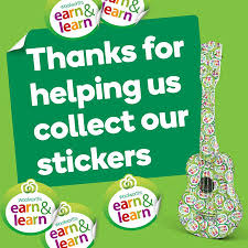 Woolworths Earn and Learn – End date of stickers received at